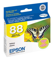Epson T088420 Yellow Ink Cartridge Original Genuine OEM