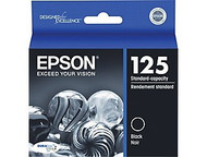 Epson T125120 Black Ink Cartridge Original Genuine OEM