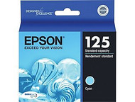 Epson T125220 Cyan Ink Cartridge Original Genuine OEM