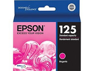 Epson T125320 Magenta Ink Cartridge Original Genuine OEM