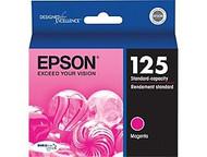 Epson T125320 Magenta Ink Cartridge Original Genuine OEM