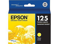 Epson T125420 Yellow Ink Cartridge Original Genuine OEM