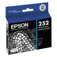 Epson T252120 Black Ink Cartridge Original Genuine OEM