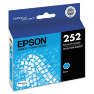 Epson T252220 Cyan Ink Cartridge Original Genuine OEM