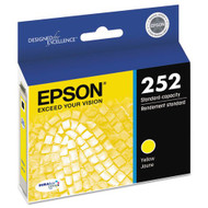 Epson T252420 Yellow Ink Cartridge Original Genuine OEM
