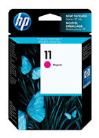 HP C4837A (HP 11) Magenta Ink Cartridge Original Genuine OEM