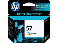 HP C6657AN (HP 57) Color Ink Cartridge Original Genuine OEM