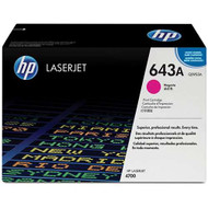HP Q5953A (HP 643A) Magenta Toner Cartridge Original Genuine OEM
