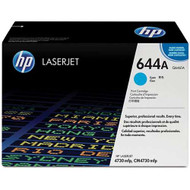 HP Q6461A (HP 644A) Cyan Toner Cartridge Original Genuine OEM