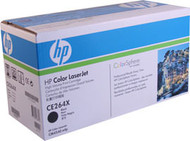 HP CE264X Black Toner Cartridge Original Genuine OEM
