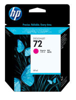 HP C9383A (HP 72) Cyan & Magenta Printhead Original Genuine OEM