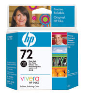 HP C9397A (HP 72) Photo Black Ink Cartridge Original Genuine OEM