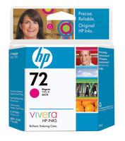 HP C9399A (HP 72) Magenta Ink Cartridge Original Genuine OEM