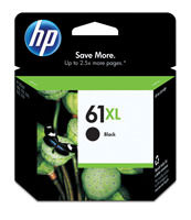 HP CH563WN (HP 61XL) Black Ink Cartridge Original Genuine OEM