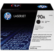 HP CE390A (HP 90A) Black Toner Cartridge Original Genuine OEM