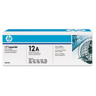 HP Genuine Q2612A Black Toner Cartridge Original Genuine OEM