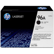 HP C4096A (HP 96A) Black Toner Cartridge Original Genuine OEM