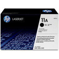 HP Q6511A (HP 11A) Black Toner Cartridge Original Genuine OEM