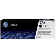 HP CE278A (HP 78A) Black Toner Cartridge Original Genuine OEM