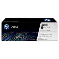 HP CE410X (HP 305X) High Yield Black Toner Cartridge Original Genuine OEM