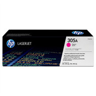 HP CE413A (HP 305A) Magenta Toner Cartridge Original Genuine OEM