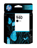 HP C4902AN (HP 940) Black Ink Cartridge Original Genuine OEM