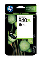 HP C4906AN (HP 940XL) Black Ink Cartridge Original Genuine OEM