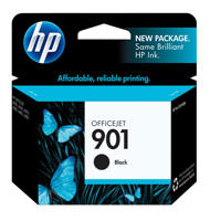 HP CC653AN (HP 901) Black Ink Cartridge Original Genuine OEM