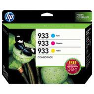 HP B3B32FN Ink Cartridge Combo Pack (C/M/Y) Original Genuine OEM