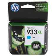HP CN054AN (HP 933XL) Cyan Ink Cartridge Original Genuine OEM