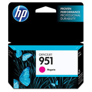 HP CN051AN (HP 951) Magenta Ink Cartridge Original Genuine OEM