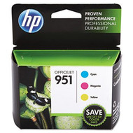 HP CR314FN (HP 951) 3 Color Inkjet Cartridge Multipack Original Genuine OEM