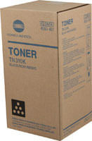 Konica-Minolta TN-310K Black Toner Cartridge Original Genuine OEM