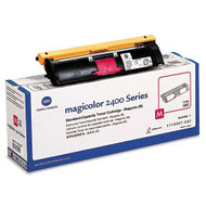 Konica-Minolta 1710587-002 Magenta Toner Cartridge Original Genuine OEM