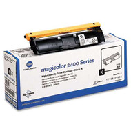 Konica-Minolta 1710587-004 High Yield Black Toner Cartridge Original Genuine OEM