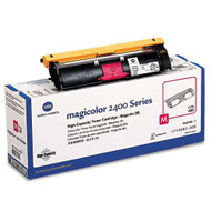 Konica-Minolta 1710587-006 High Yield Magenta Toner Cartridge Original Genuine OEM