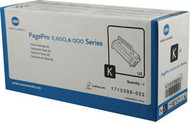 Konica-Minolta 1710399-002 Black Toner Cartridge Original Genuine OEM