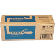Kyocera Mita TK-582C Cyan Toner Cartridge Original Genuine OEM