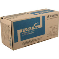 Kyocera Mita TK-562C Cyan Toner Cartridge Original Genuine OEM