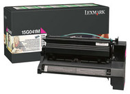 Lexmark 15G041M Magenta Return Program Toner Cartridge Original Genuine OEM