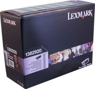 Lexmark 1382920 Return Program Black Toner Cartridge Original Genuine OEM