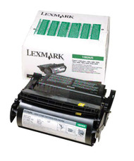 Lexmark 1382925 Return Program High Yield Black Toner Cartridge Original Genuine OEM