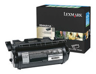 Lexmark X644A11A Black Return Program Toner Cartridge Original Genuine OEM
