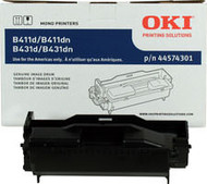 Okidata 44574301 Black Drum Original Genuine OEM