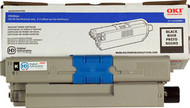 Okidata 44469802 High Yield Black Toner Cartridge Original Genuine OEM
