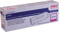 Okidata 44315302 Magenta Toner Cartridge Original Genuine OEM