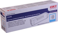 Okidata 44315303 Cyan Toner Cartridge Original Genuine OEM