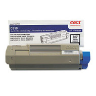 Okidata 44315304 Black Toner Cartridge Original Genuine OEM
