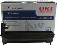 Okidata 43913803 Cyan Drum Original Genuine OEM