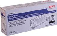 Okidata 44318604 Black Toner Cartridge Original Genuine OEM